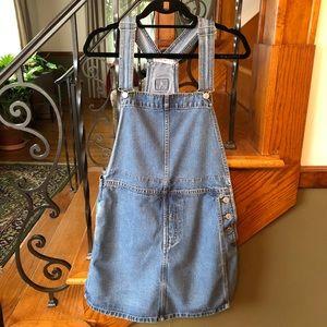 Levi's 90s Vintage Skirt Short Overall 90's
